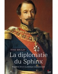 """couverture du livre """"La Diplomatie du sphinx"""""""