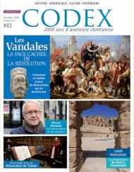 première de couverture revue CODEX numéro 1